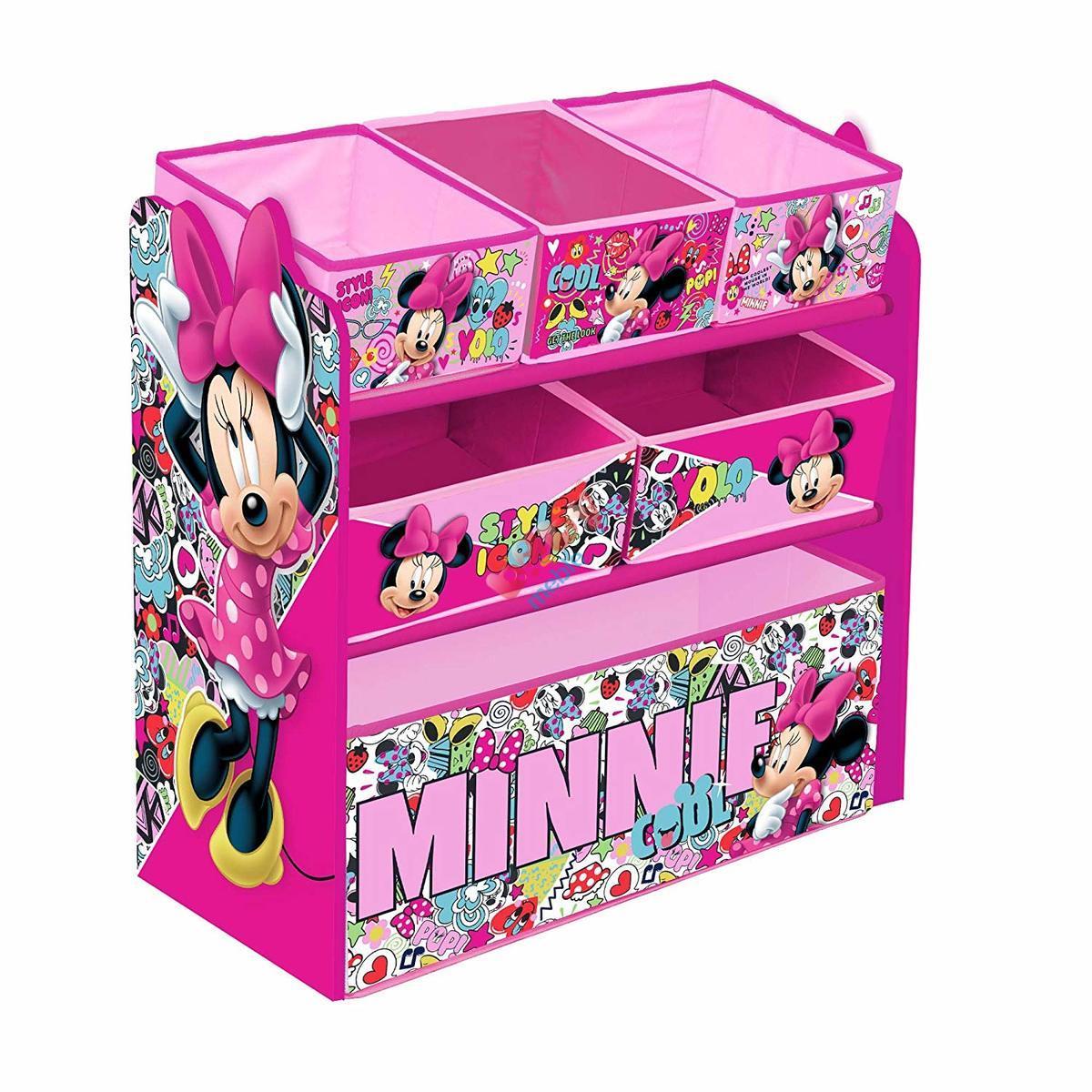 Organizer Na Zabawki Minnie Mouse Ii