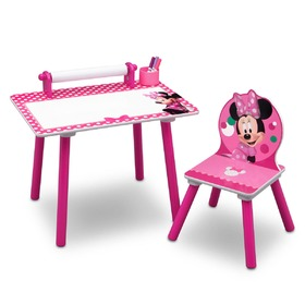 Stolik do rysowania  Minnie Mouse, Delta, Minnie Mouse