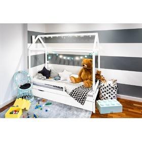 łóżka Drewniane Dla Dzieci Babymeblepl
