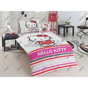Pościel Hello Kitty Stripe, Matějovský, Hello Kitty