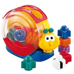 Ślimak Fisher Price