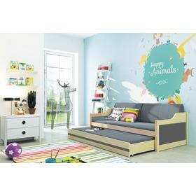 łóżka Podwójne Wysuwane łóżka Dla Dzieci Babymeblepl