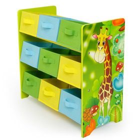 Organizer na zabawki Jungle, Homestyle4u