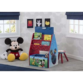 Dziecięca tablica 3w1 Mickey Mouse, Delta, Mickey Mouse Clubhouse